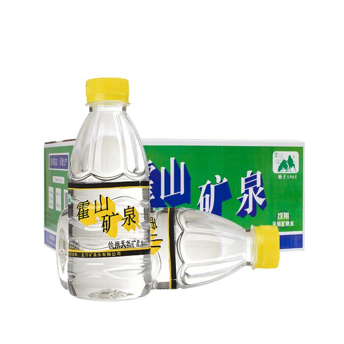 霍山矿泉水330ML支装水-24瓶