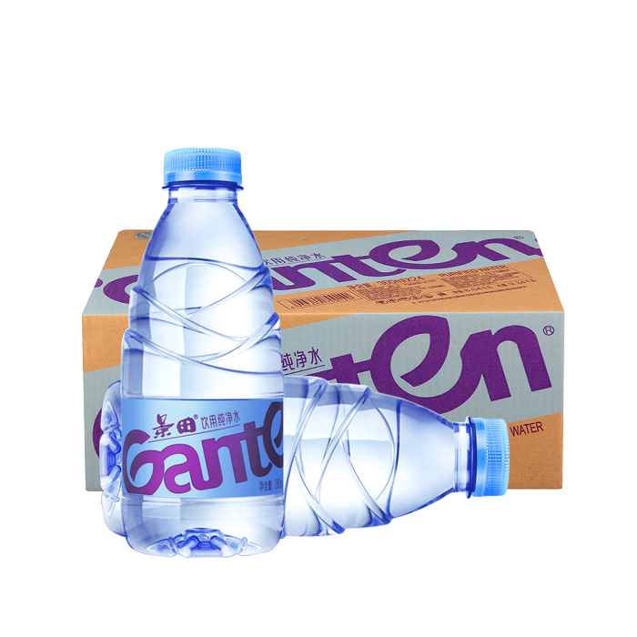 景田360ml支装水1箱-24瓶